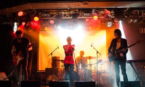 Avakhan live at Debaser in Stockholm