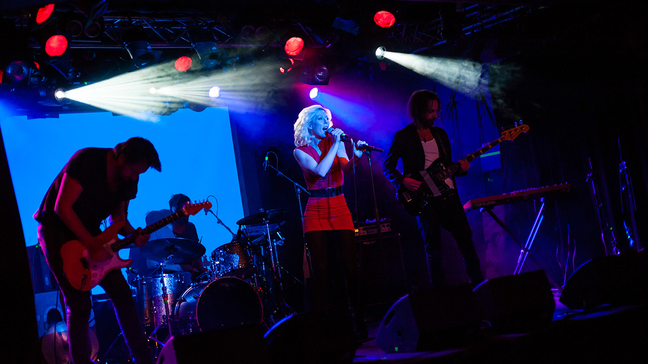 Avakhan live at Debaser in Stockholm