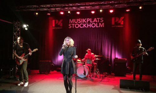 Live concert at Sveriges Radio!
